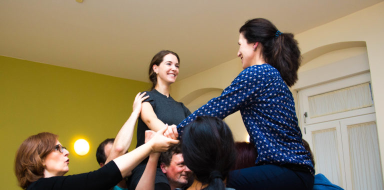 Selbstführung - Leadership-Arbeit nach Anke Sommer