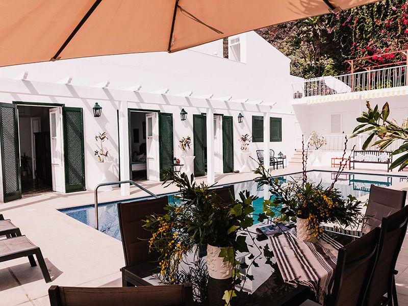 Institut Sommer Coaching Reise - Wohnen in einer Kolonialstil-Villa auf Palma