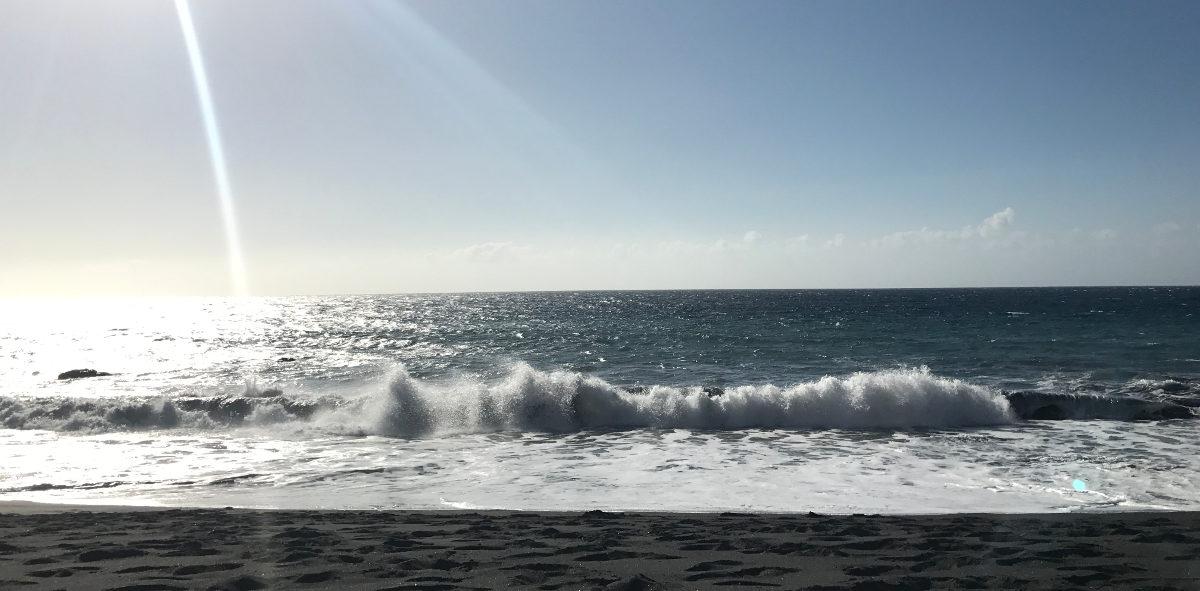 Tiefe und zugleich sanfte Persönlichkeitsveränderung auf der Coaching-Riese nach La Palma