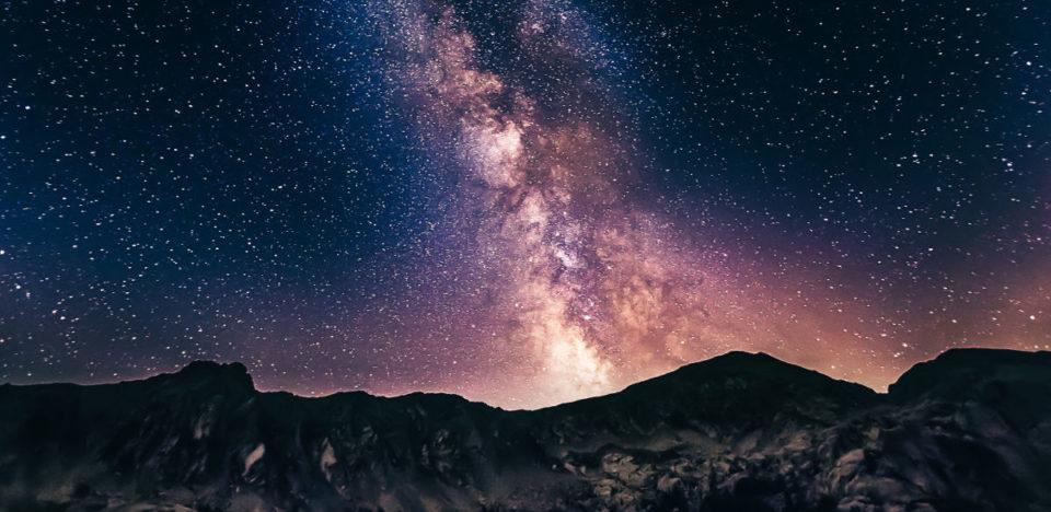 Leadership-Reise mit dem Institut Sommer - Sternenhimmel über La Palma