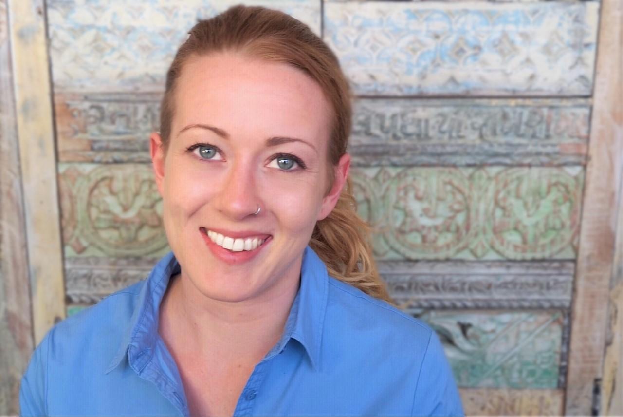 Mitarbeiterin für Grafik- und Designaufgaben Myriam Zanasi