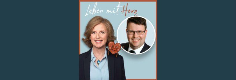 Podcast Leben mit Herz: Gast Holger Treptow